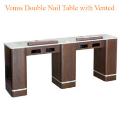 Venus Double Nail Table with Vented 73 inches 0 247x247 - Equipment nail salon furniture manicure pedicure