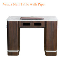Venus Nail Table with Pipe 41 inches 247x247 - Equipment nail salon furniture manicure pedicure