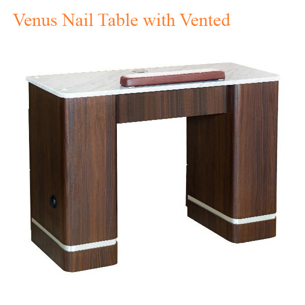 Venus Nail Table with Vented – 41 inches