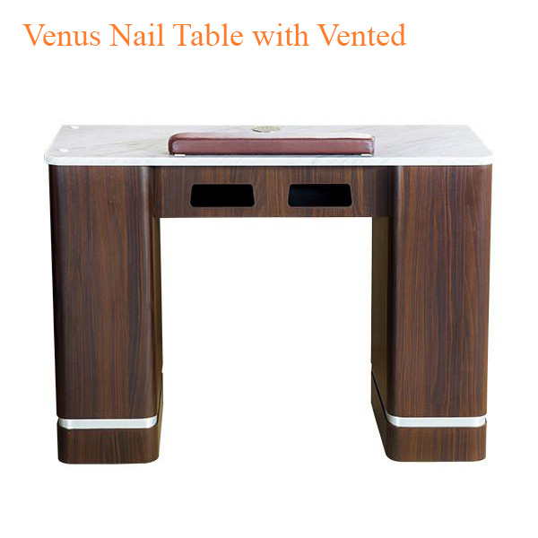 Venus Nail Table with Vented 41 inches - Top Selling
