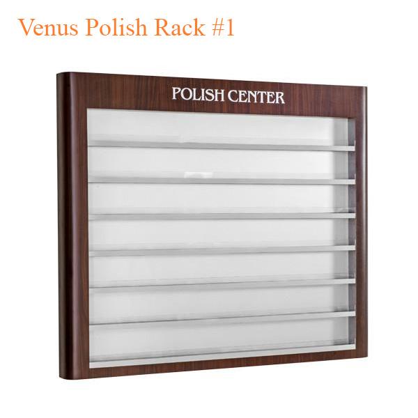 Venus Polish Rack #1 – 42 inches