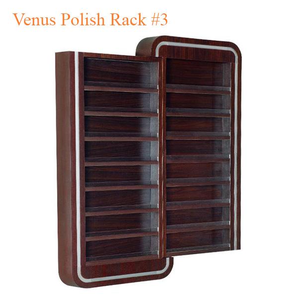 Venus Polish Rack #3 – 39 inches