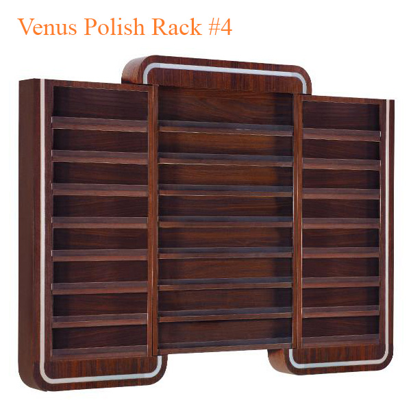 Venus Polish Rack #4 – 60 inches