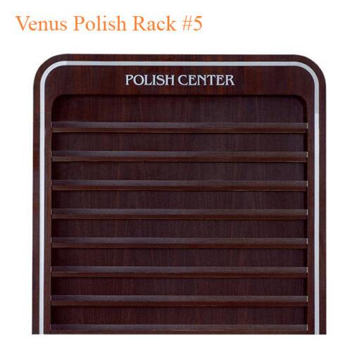 Venus Polish Rack #5 – 42 inches