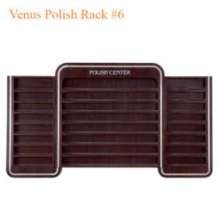 Venus Polish Rack #6 – 78 inches