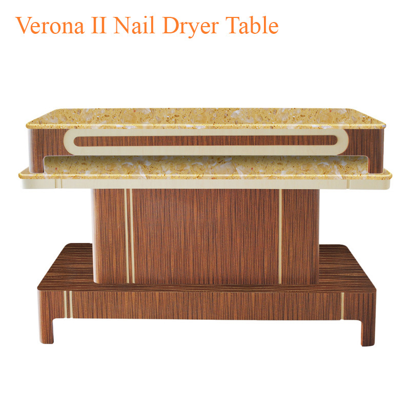 Verona II Nail Dryer Table – 60 inches
