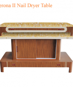 Verona II Nail Dryer Table – 60 inches