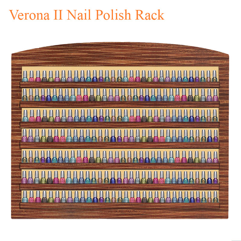 Verona II Nail Polish Rack – 44 inches