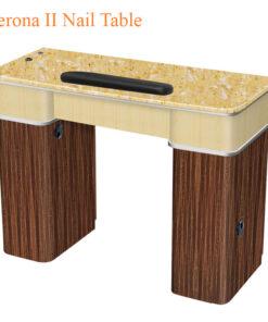 Verona II Nail Table – 41 inches