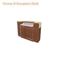 Quầy Tiếp Tân Verona II – 59 Inches