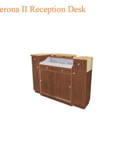 Verona II Reception Desk – 59 inches