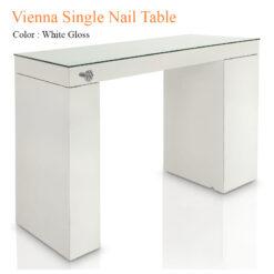 Vienna Single Nail Table 42 inches 0 247x247 - Equipment nail salon furniture manicure pedicure