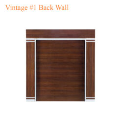Vintage #1 Back Wall – 84 inches