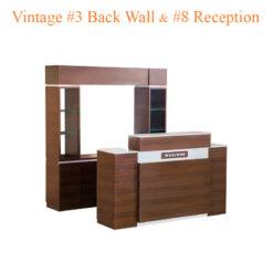 Vintage #3 Back Wall & Vintage #8 Reception (Set)