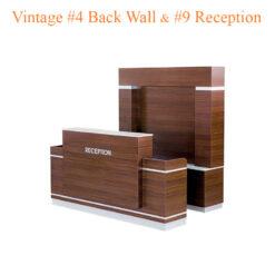 Vintage #4 Back Wall & Vintage #9 Reception (Set)