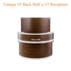 Vintage #5 Back Wall & Vintage #7 Reception (Set)