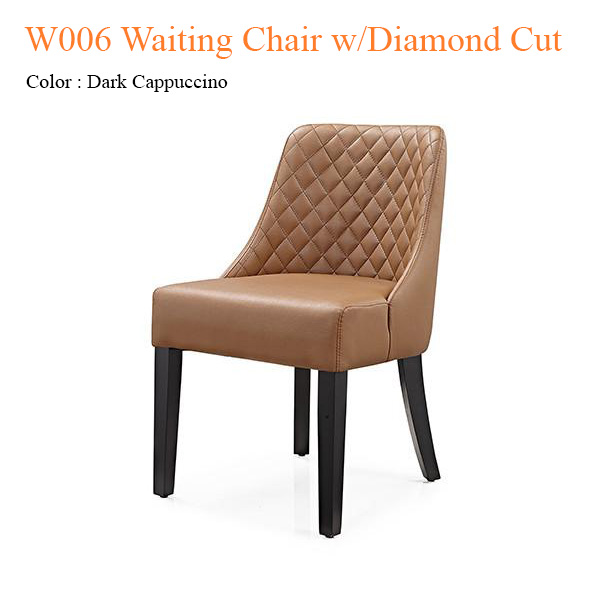 W006 Waiting Chair with Diamond Cut - Top Selling