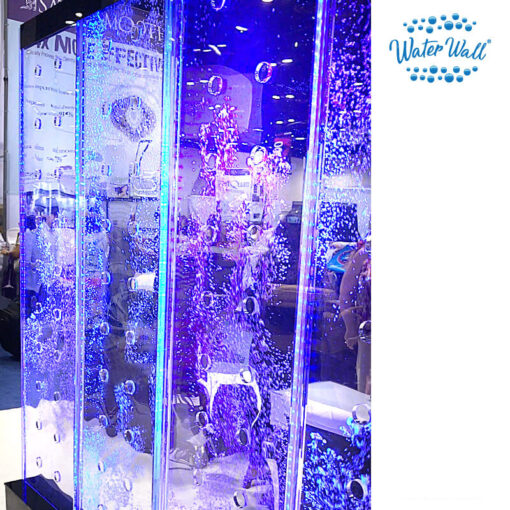Waterwall Display – 84 inches