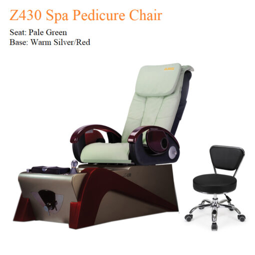 Z430 Spa Pedicure Chair with Fully Automatic Massage System