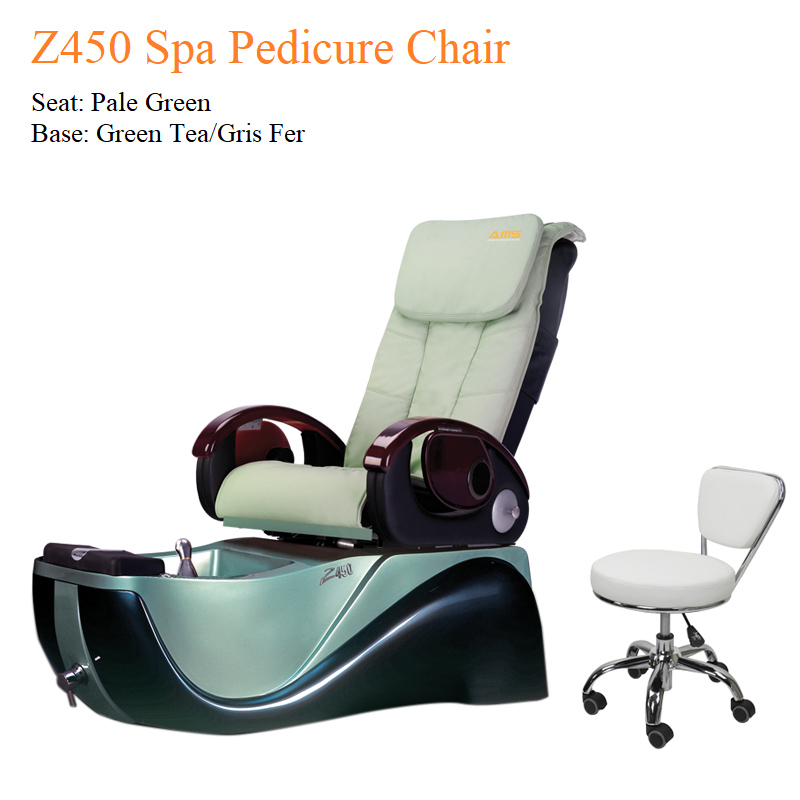 Z450 Spa Pedicure Chair with Fully Automatic Massage System