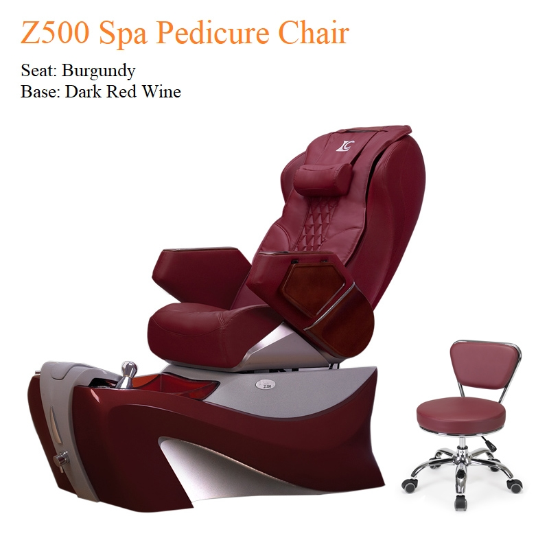 Z500 Spa Pedicure Chair with Fully Automatic Massage System