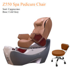 Z550 Spa Pedicure Chair with Fully Automatic Massage System 01 247x247 - Equipment nail salon furniture manicure pedicure