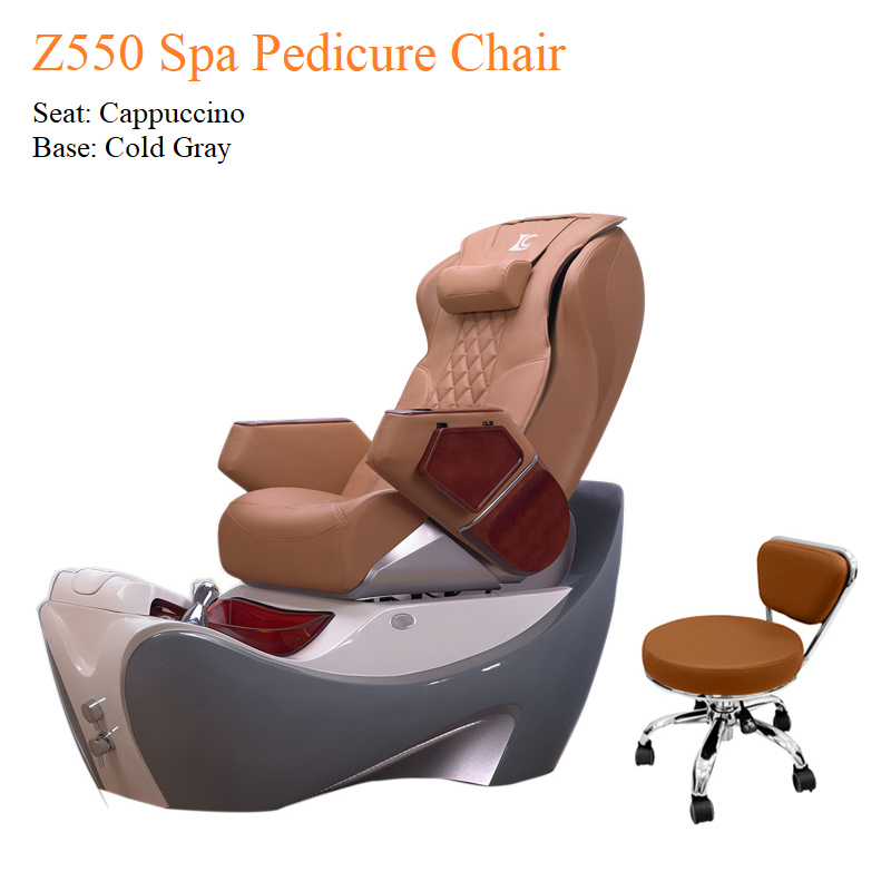 Z550 Spa Pedicure Chair with Fully Automatic Massage System