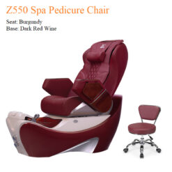 Z550 Spa Pedicure Chair with Fully Automatic Massage System 02 247x247 - Equipment nail salon furniture manicure pedicure