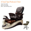 iCloud Spa Pedicure Chair with Magnetic Jet