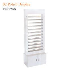 02 Polish Display – 76 inches