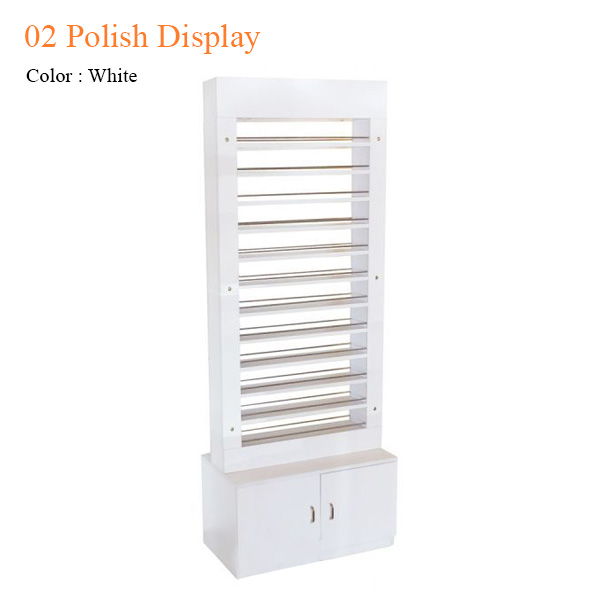 02 Polish Display – 76 inches