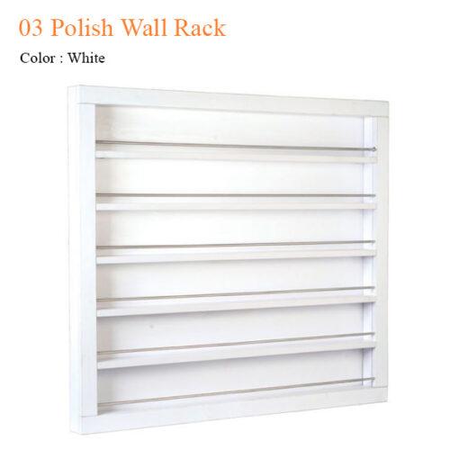 03 Polish Wall Rack – 30 inches