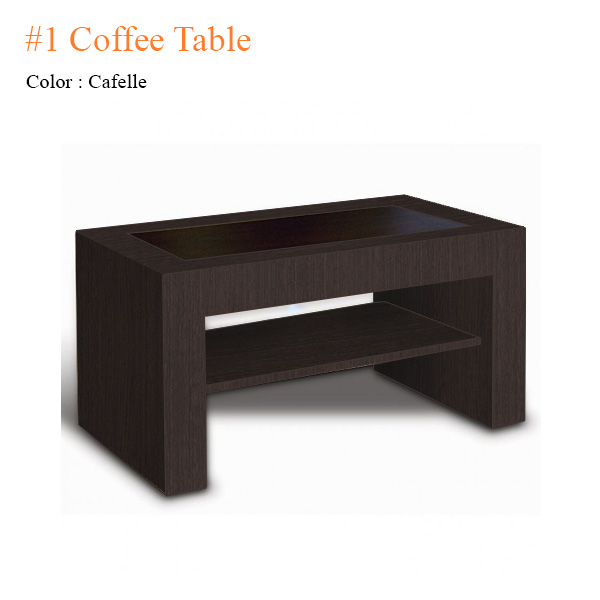 #1 Coffee Table – 42 inches