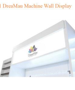 #1 DreaMau Machine Wall Display – White – 53 inches