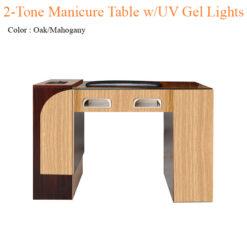 Bàn Nail2-Tone Dùng Đèn Gel UV Và Quạt – 42 Inches