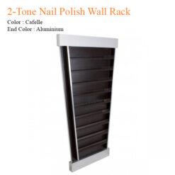 2-Tone Nail Polish Wall Rack – 58 inches