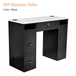 905 Manicure Table – 40 inches