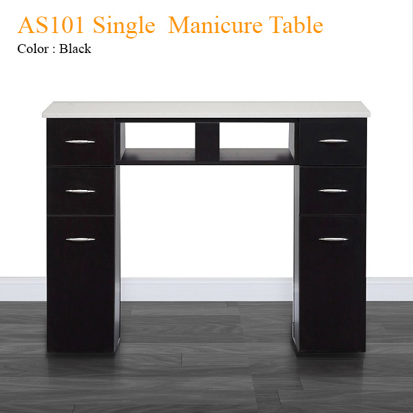 AS101 Single Manicure Table – 40 inches