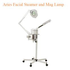 Aries Facial Steamer and Mag Lamp