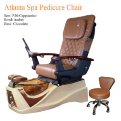 Atlanta Spa Pedicure Chair with Magnetic Jet – High Quality 01 247x247 - Equipment nail salon furniture manicure pedicure