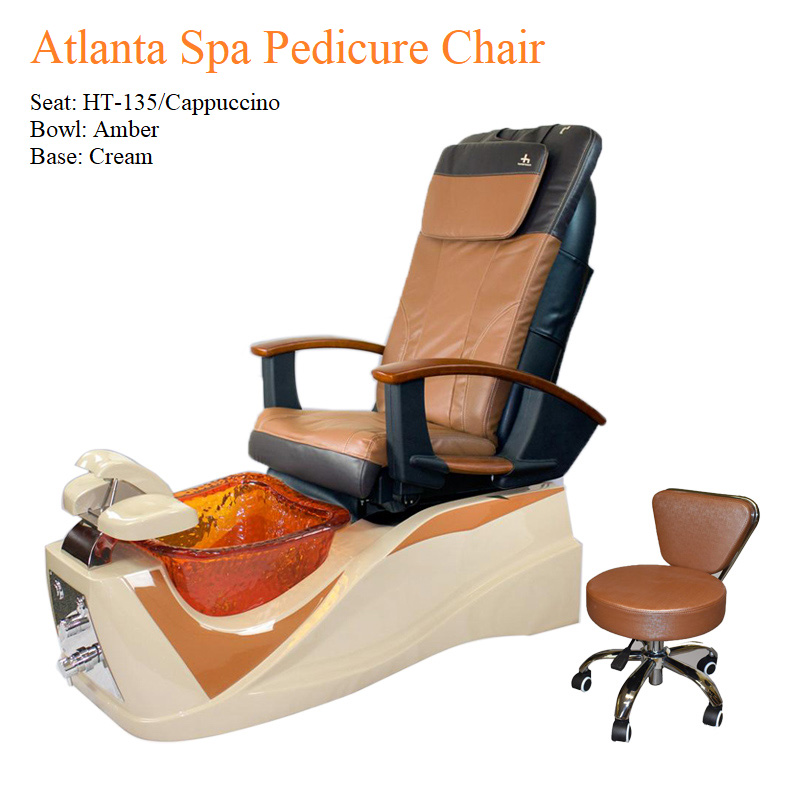 Atlanta Spa Pedicure Chair with Magnetic Jet – High Quality