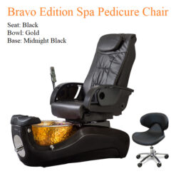 Bravo Luxury Edition Spa Pedicure Chair with Magnetic Jet – American Made 01 247x247 - All Best Deals