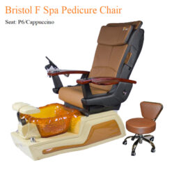 Bristol F Spa Pedicure Chair with Magnetic Jet – High Quality