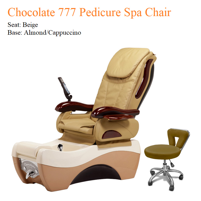 Ghế Làm Chân Chocolate 777 Dùng Jet Nam Châm
