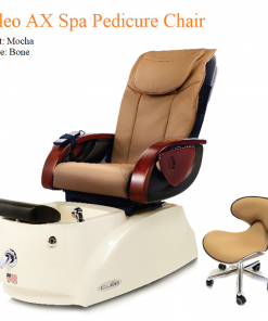 Cleo AX Spa Pedicure Chair – High Quality with American-Made