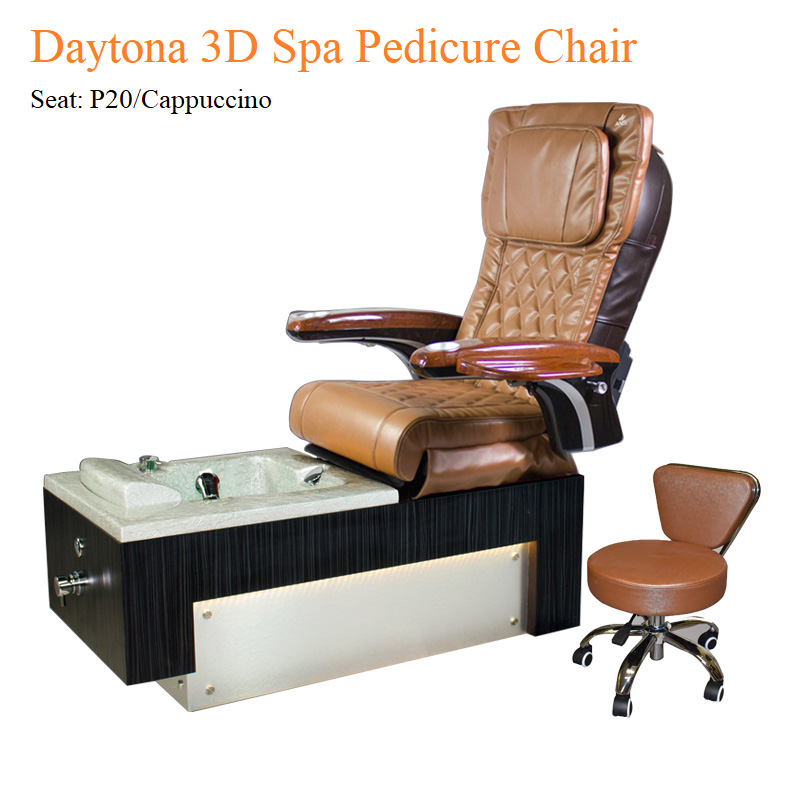 Daytona 3D Spa Pedicure Chair with Magnetic Jet – High Quality