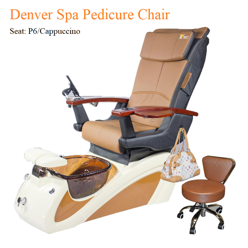 Denver Spa Pedicure Chair with Magnetic Jet – High Quality 01 - All Best Deals