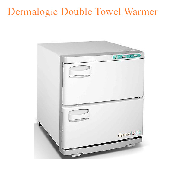 Dermalogic Double Towel Warmer – 18 inches