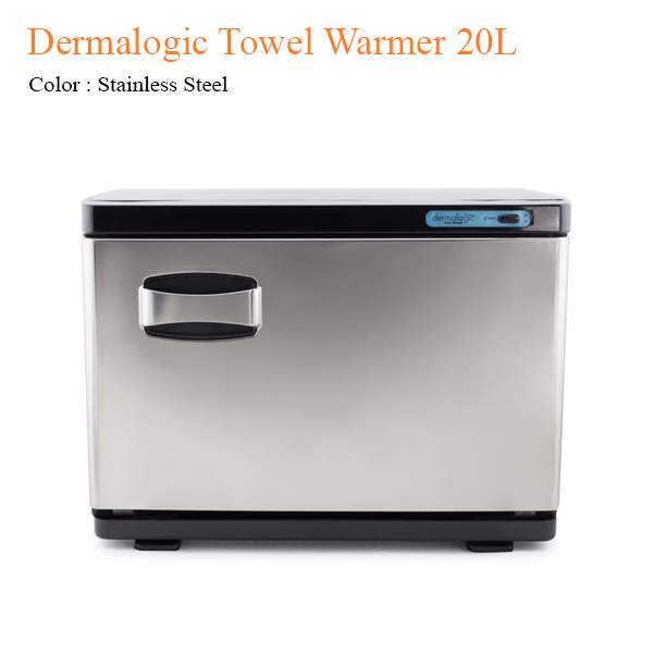 Dermalogic Towel Warmer 20L (Stainless Steel) – 18 inches