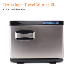Dermalogic Towel Warmer 8L (Stainless Steel) – 13 inches